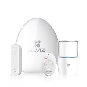 Bộ Kit Báo Động Ezviz Alarm Starter Kit
