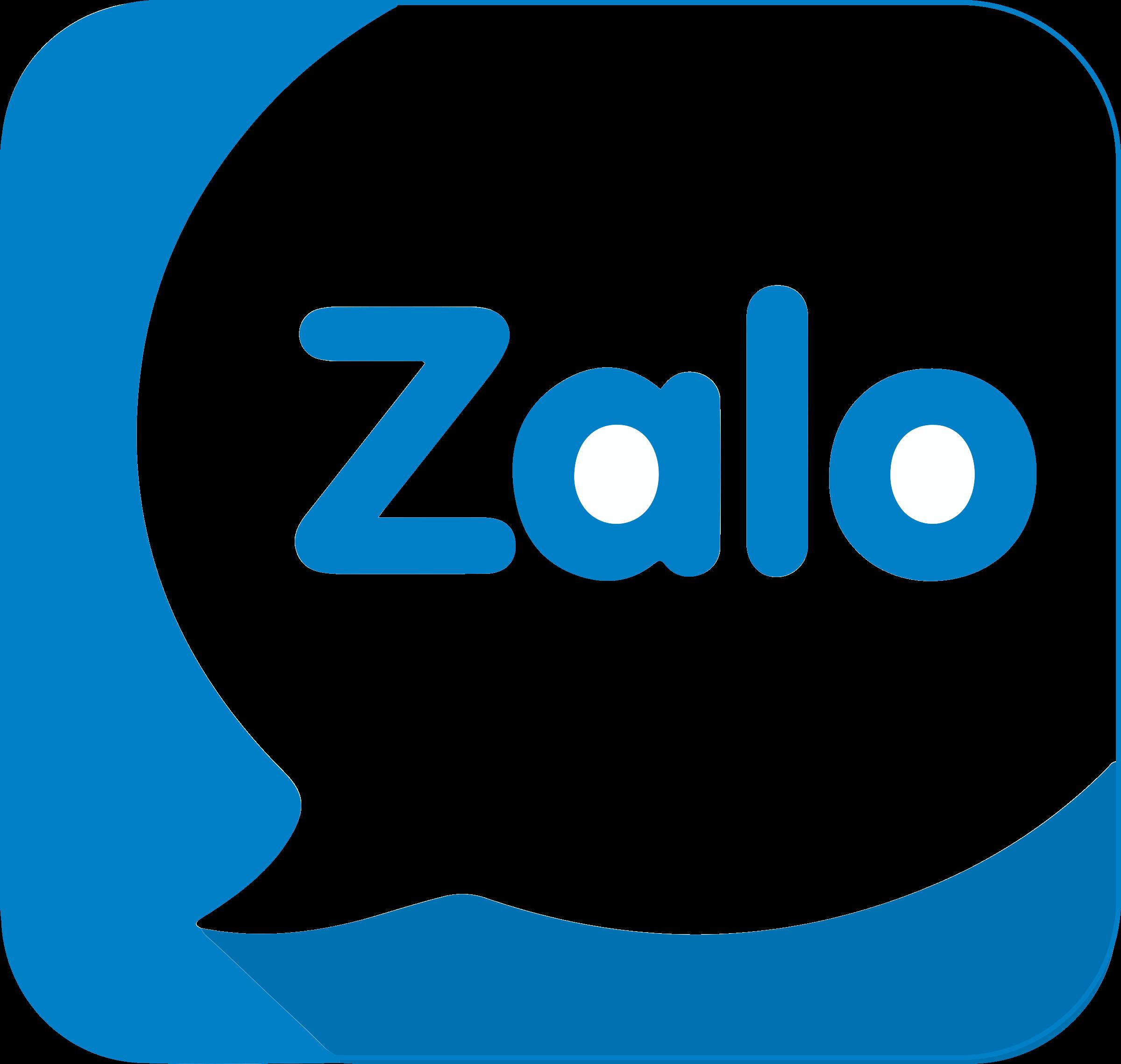 Zalo 1 Logo Png Transparent